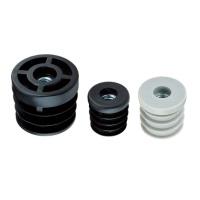 Cens.com Round caster insert w/nut SHEN SHAN INTERNATIONAL GLIDE MFG. CORP. (EXCELSIOR WORLDWIDE CORP.)